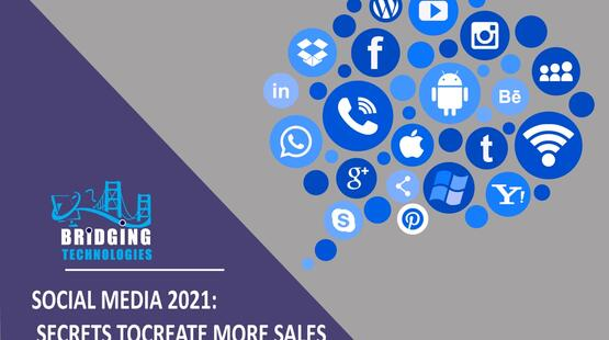 How to increase sales through social media marketing in 2021?