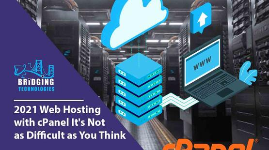 2021 Web Hosting with cPanel It's Not as Difficult as You Think