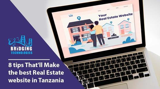 8 tips That'll Make the best Real Estate website in Tanzania