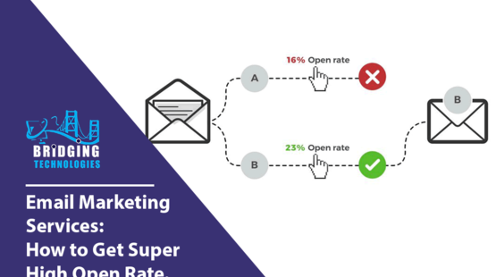Email Marketing Services: How to Get Super High Open Rate